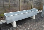 Concrete Trough Stands -Pair 18""