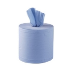 2 Ply Blue Paper Towel pk 6