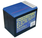 22-100 Air/Oxy Battery. 90amp 9v each