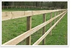 "5"" x 1.5"" Sawn Rail 50 plus rate 12ft"