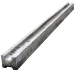 8ft Slotted concrete inters