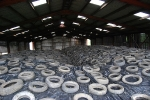 8m x 28m Silage Sheet - Double Thickness  250micron
