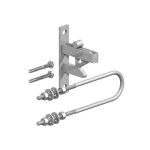 Auto Gate Catch Set with D loop Heavy