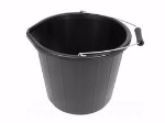 Builders Bucket - Black 3gal