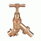Double Check Valve Bibcock (Tap) ½