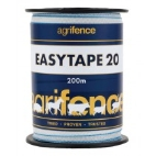 Easy Tape White 40mm Poly Tape 200m