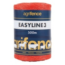 easyline-3-orange-poly-wire-500m