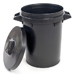 Eco Tuff DustBin and Lid