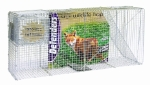 Fox Large Wildlife Cage Trap - Live Bait