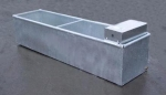 Galvanised Drinking Troughs 4ft