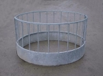 Galvanised Sheep Circular Feeder