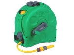 Hozelock 2415 2 in 1 Compact reel + 25mtr Hose