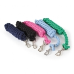 KM Elite Basic Cotton Lead Rope - various colours