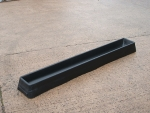 Plastic Ground Trough 15li/1m