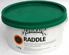 raddle-powder-green-1kg
