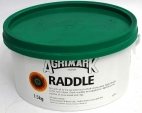 Raddle Powder - Red 1kg