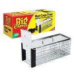 Rat Cage Trap - Big Cheese & defender versions each