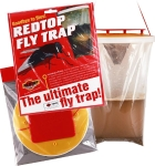 Red Top Fly Trap Each