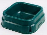 Square floor Feeder - Green