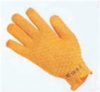 Yellow CrissX Gloves pair